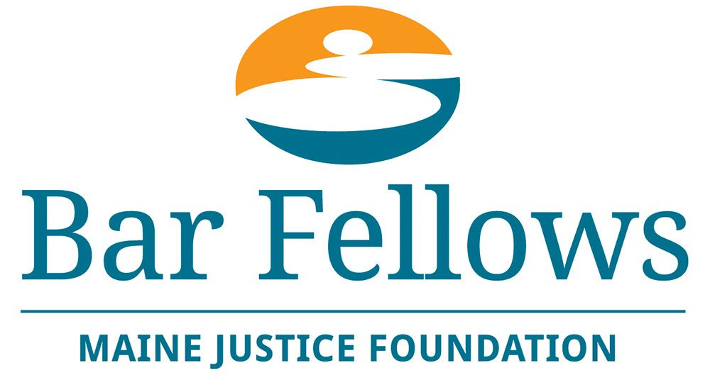 Maine Justice Foundation: Bar Fellows Logo