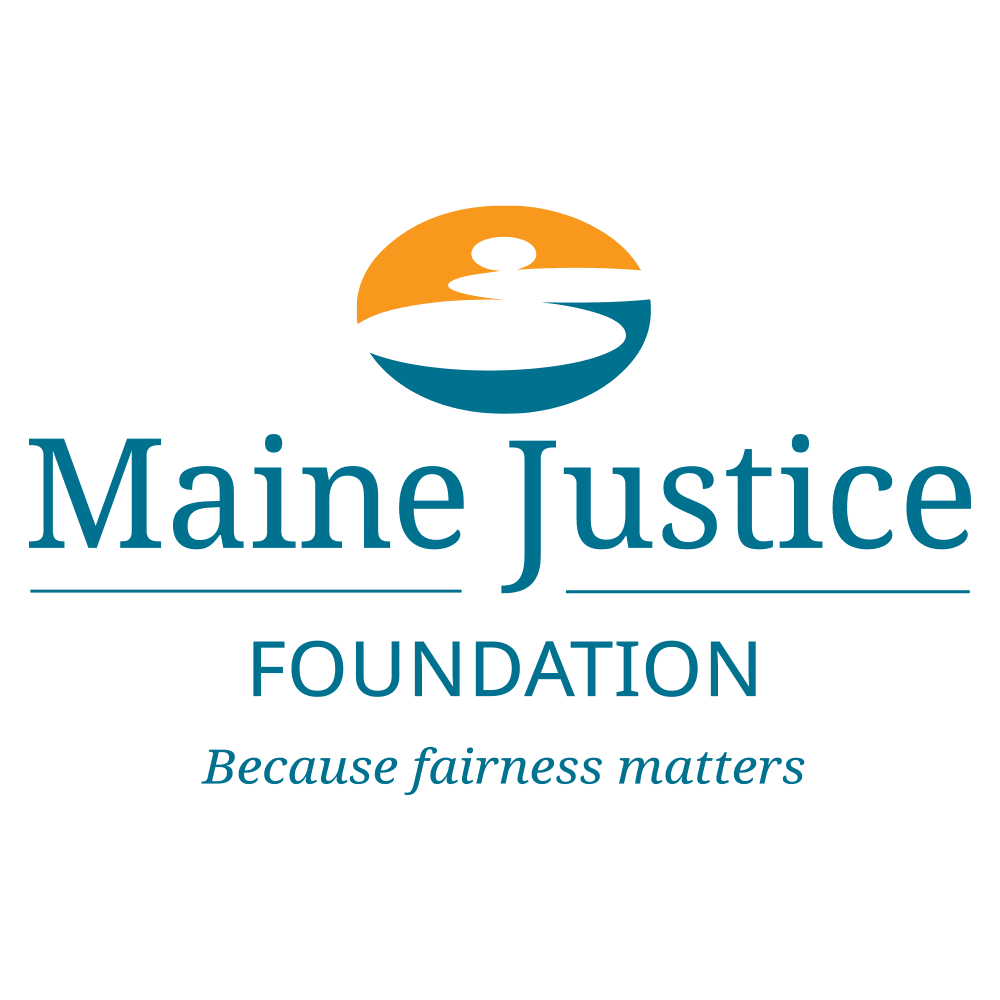 Attorneys Nan Heald and Stan Tupper honored by Maine Justice Foundation; Senator Angus King presents Howard H. Dana, Jr. Award and New Lawyer Award.